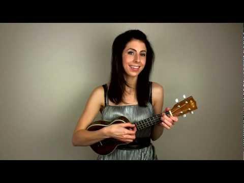 You Belong to Me Ukulele Cover (Jason Wade, Shrek) - Emily's 52 Covers Challenge