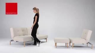 Диван + кресло + пуф Fiftynine Innovation. Дания(, 2016-07-07T20:35:19.000Z)