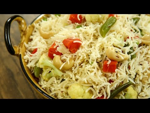 How to make vegetable pulao quick easy veg pulao recipe rice how to make vegetable pulao quick easy veg pulao recipe rice recipe recipe by varun inamdar rajshri food forumfinder Images