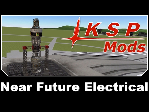 KSP Mods - Near Future Electrical