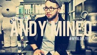 @andymineo #MyBloglyfe