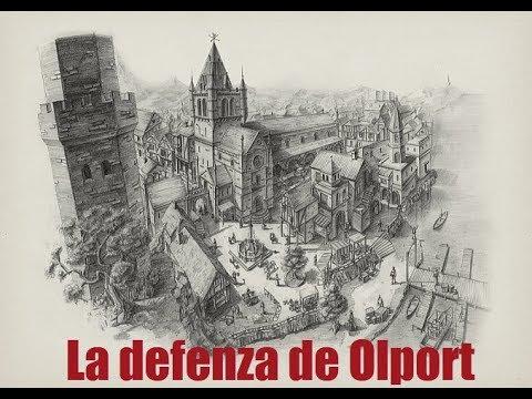 Life is Feudal MMO: Primer Contrato: La Defensa de Olport - Orden Hospitalaria