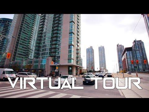 397 Front St. W, Toronto, On. M5V 3S1, Unit 3210 / HD / Virtual Tour