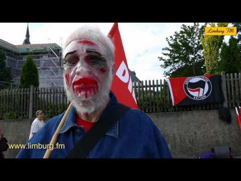 Demo Linksjugend Limburg