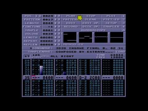 3 channels Protracker Module for Jojo079 Amiga Game