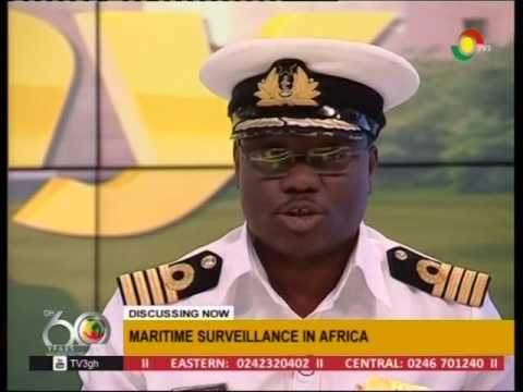 Discussing maritime surveillance in Africa - 27/3/2017