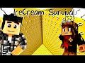 ON OUVRE DES LUCKY BLOCKS EN MASSE ! | IceCream Survival [S2] ! #Ep15