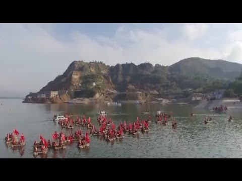 Minority Folk Culture Celebrations Held in China