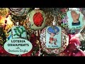 HOW TO: Sugar Skull and Loteria Ornaments