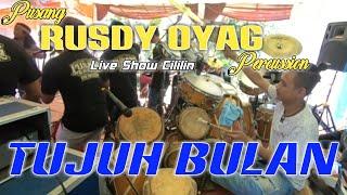 Download lagu #PUSANG RUSDY OYAG PERCUSSION - 7 BULAN