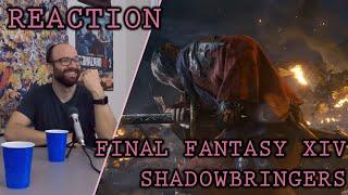 Final Fantasy XIV Shadowbringers Trailer Reaction