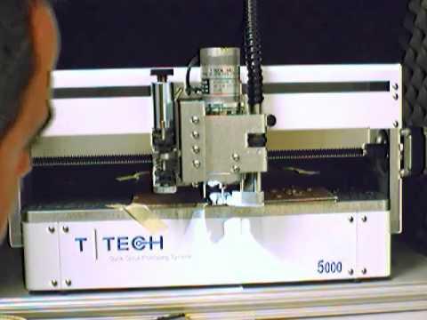 14  Prepare machine for milling