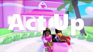 ACT UP City Girls Roblox Music Video
