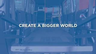 Volkswagen Crafter L3 Wheelchair Van = Taxi Van + Handicap Van