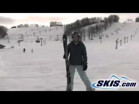 2011 Salomon X Wing Storm Skis Review from YouTube