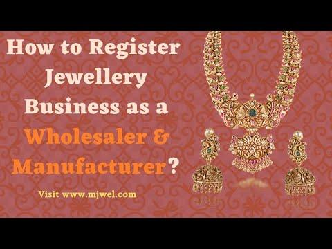 How To Register Jewellery Business As Wholesaler/ Manufacturer/ Exporter @ MJwel | Online Platform |