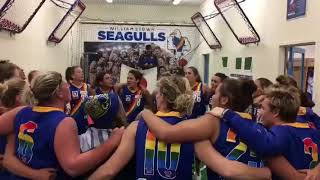 VFLW Gulls sing the song after first win