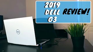 *NEW* 2019 Dell G3 review Alpine White