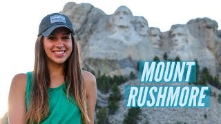 Mount Rushmore is WAY cooler than expected | Life on the Road VLOG 5