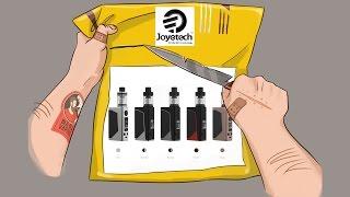 видео Купить Limitless Pulse Pod System Kit электронную сигарету в Киеве