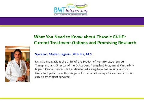 What You Need to Know about Chronic GVHD