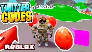 NEW EGG SIMULATOR + 4 CODES | Egg Simulator Roblox! New Ruby Gems