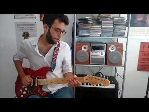 GMI Guitar Faculty - Antonio Molina