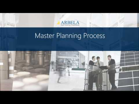 Dynamics AX - Introduction To Master Planning