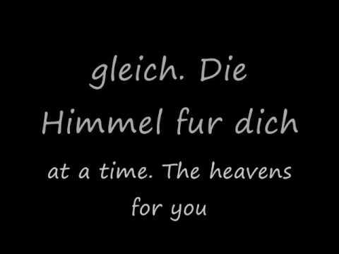 LaFee - Ich Bin Ich/This is me (English translation)