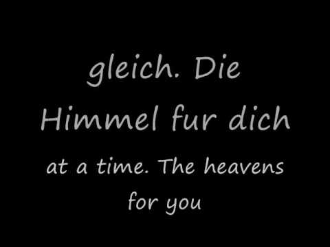 LaFee - Ich Bin Ich/This is me (English translation)