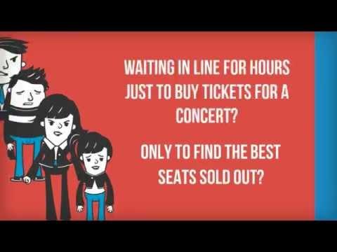 Get tickets - presale codes