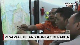 Pencarian Pesawat Hilang Kontak di Papua Dilanjutkan