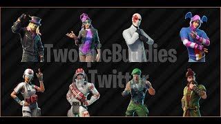 FORTNITE PROCHAINS SKINS IN THE BOUTIQUE