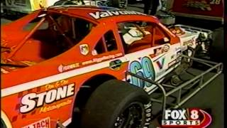 """Bowman Gray - Story on Junior Miller becoming the """"King Of The Modifieds""""."""