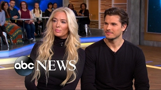 Erika Jayne discusses being booted off 'Dancing'