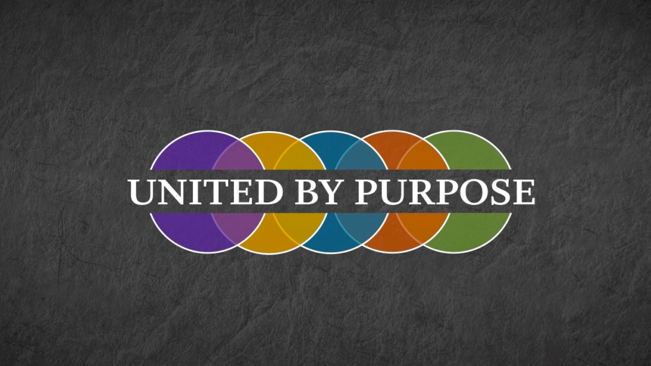 Button to play video: United by Purpose Community Transformation
