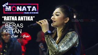 Download Mp3 New Monata - Ratna Antika - Setengah Beras Setengah Ketan - Ramayana Profesional