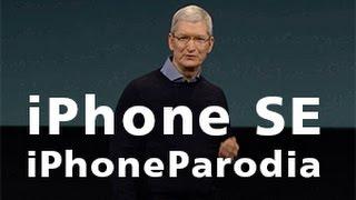 iPhoneParodia -  iPhone SE: La notte prima del processo...