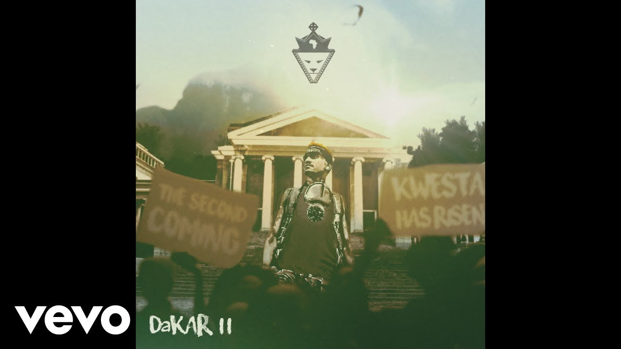 Kwesta - Act Like (Official Audio) ft. Tellaman