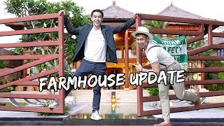 Our New Farm House Update | Vlog #610