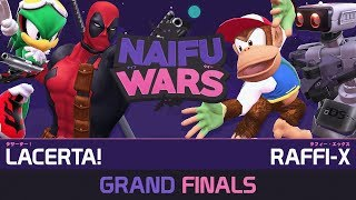 Grand finals of Naifu Wars #20! This event had 137 entrants. Full r...