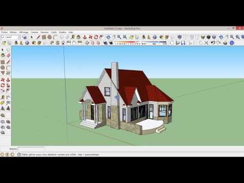 ... make a floor plan in google sketchup | Woodworking Community Projects