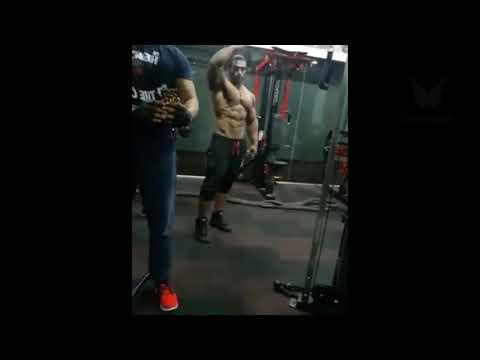 Indian Mass Monster VS Korean Monster (Sangram Chougule Vs Chul Soon) India bodybuilder-fukre return