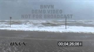 Hurricane Ike - Galveston, TX pre storm video - Part 1.