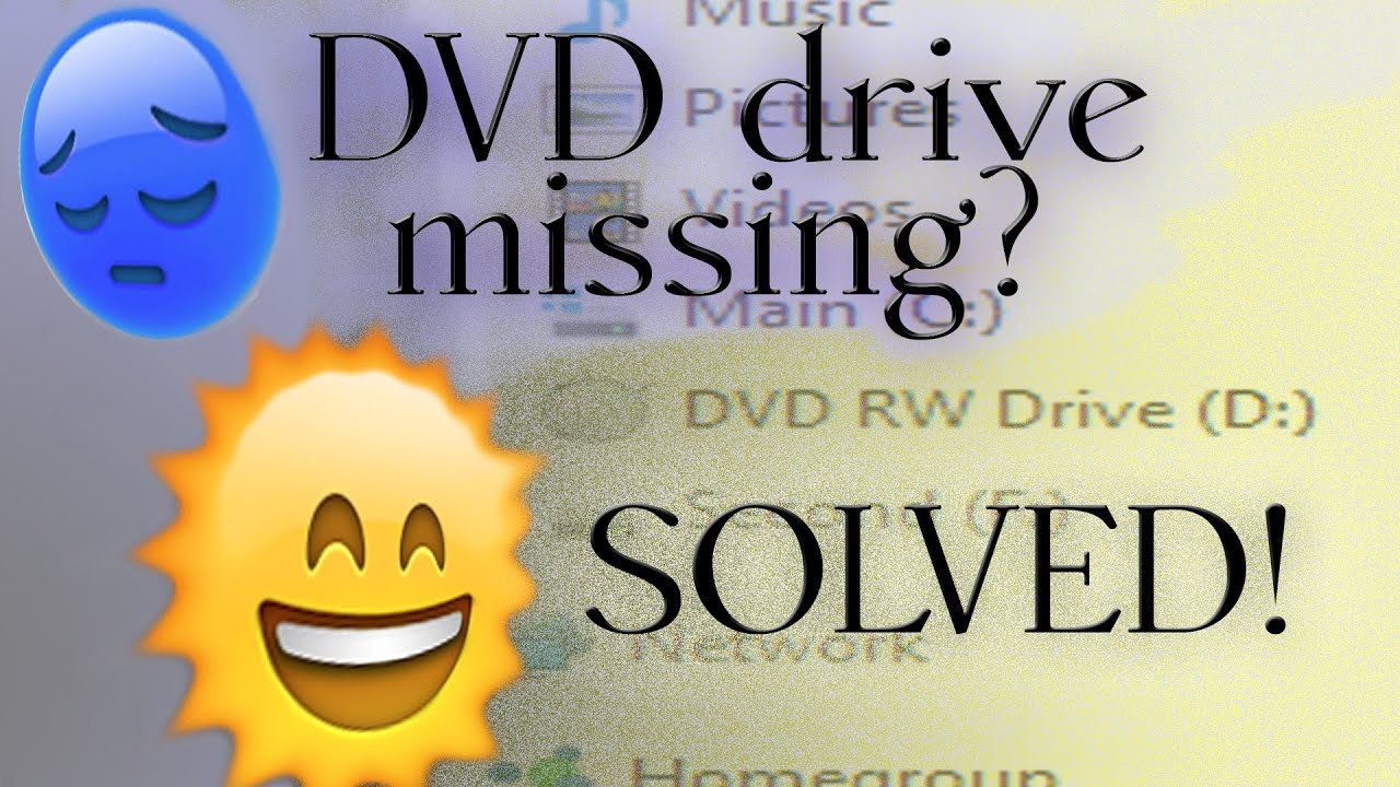 Dvd Burner Driver Windows 10