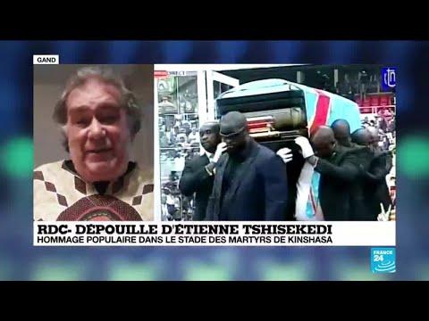 """""""Étienne Tshisekedi est une icône de l'opposition congolaise"""""""