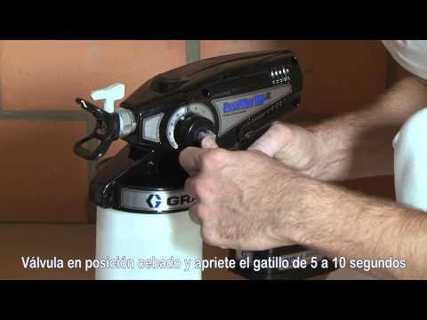 Graco EasyMax WP - Limpieza y mantenimiento