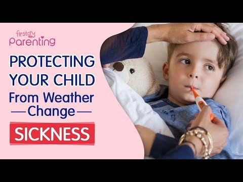 Tips To Protect Your Child From Seasonal Sickness