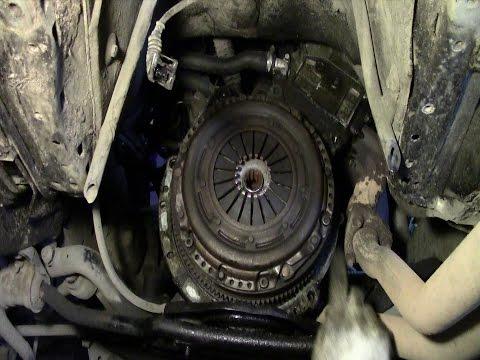 Замена коробки МКПП мотор BMW