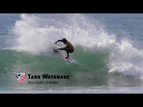 USA Surfing Prime Huntington Beach Pier February 9 * 10, 2019